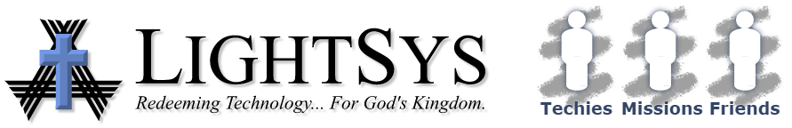 Techmissionary – Tim Young – LightSys Technology Services