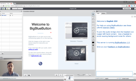 Ministry Tool – Big Blue Button