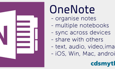 Ministry Tool: Microsoft OneNote